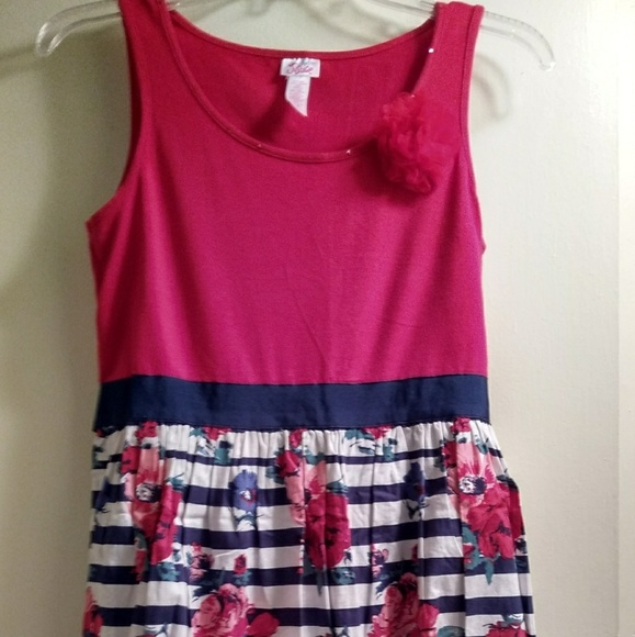 Justice Other - 2 100% cotton Justice girls dresses nwot
